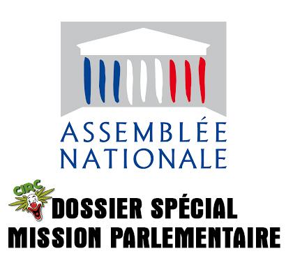 Dossier Spécial Mission Parlementaire